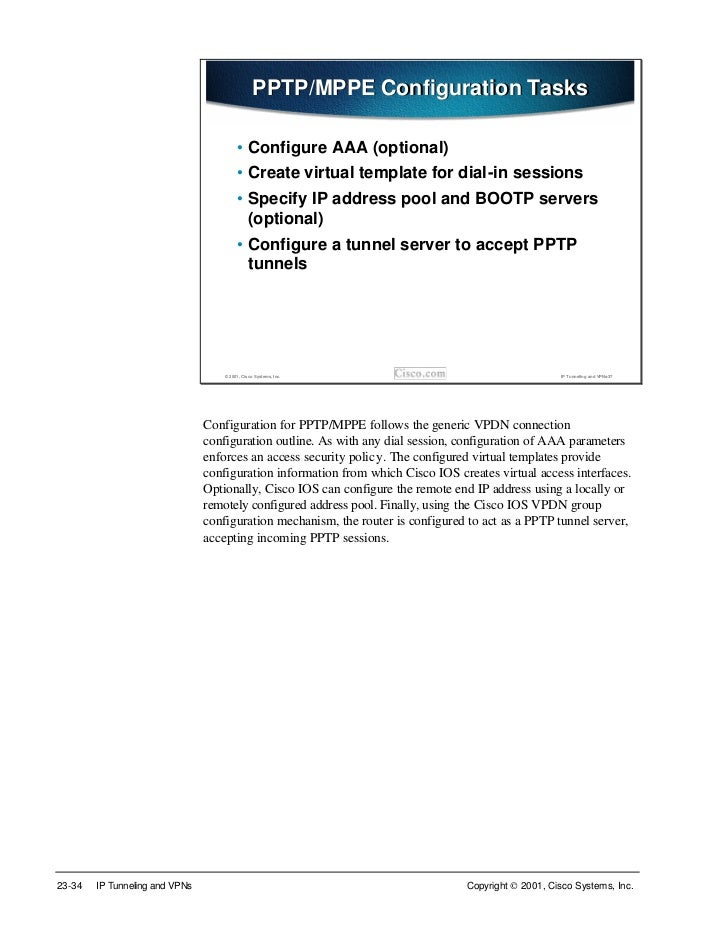 1ip Tunneling And Vpn Technologies 101220042129 Phpapp01