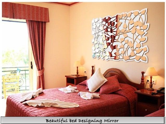 Beautiful Bed DDeessiiggnniinngg MMiirrrroorr