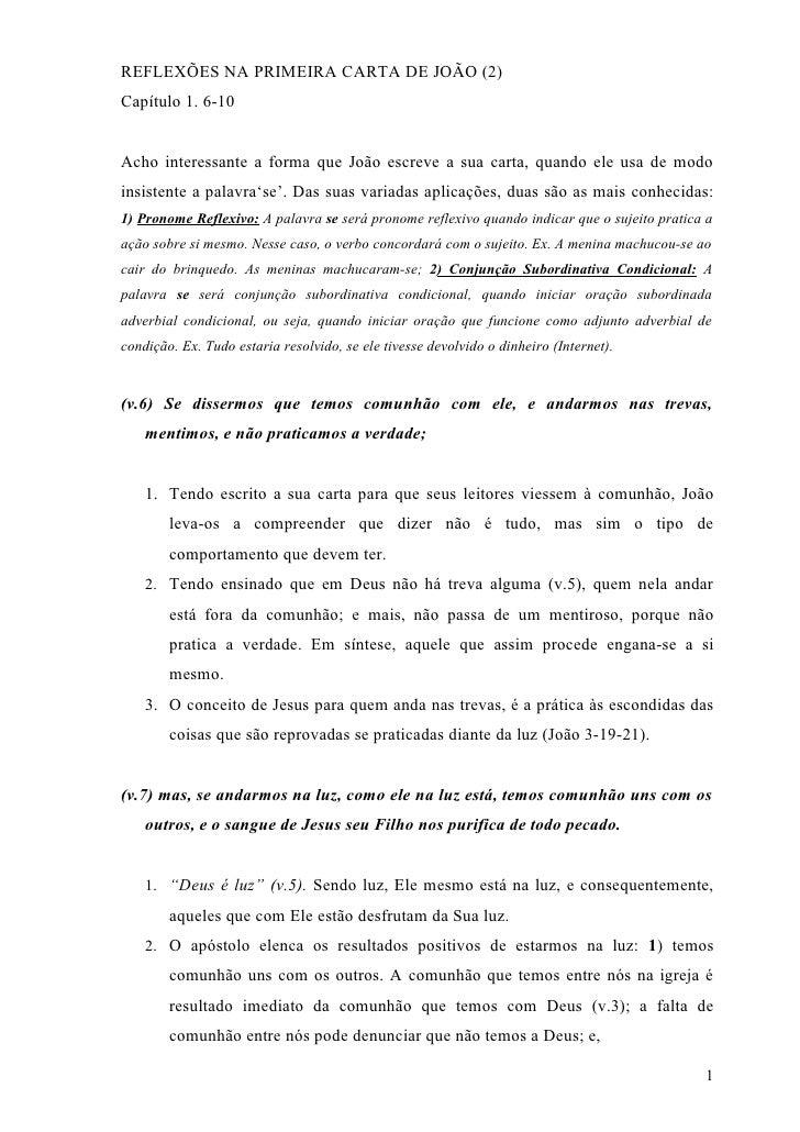 Reflexao 1ª Carta de Joao (2)