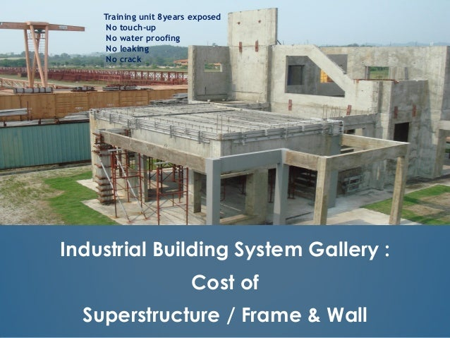 Gallery Superstructure (Frame & Wall) 2016