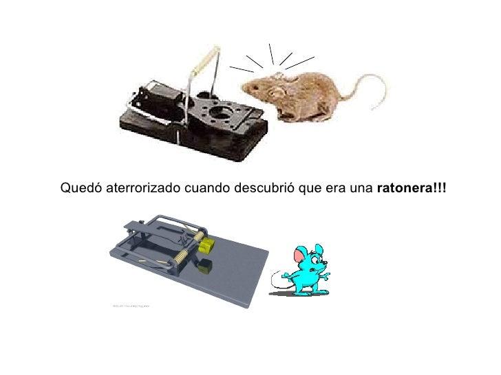 La ratonera Slide 3