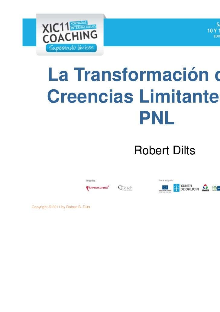 La Transformación de las         Creencias Limitantes con                   PNL                                      Rober...