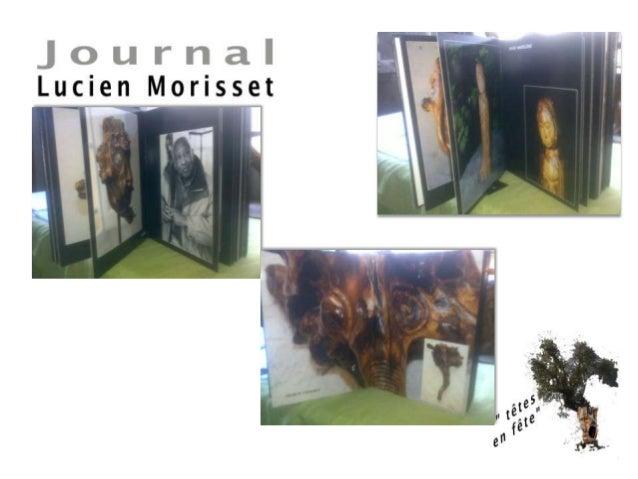 Extrait du Livre exposition Lucien Morisset Musée de Saint-Paul-de Vence   Jean-Bernard  Barsamian Slide 3