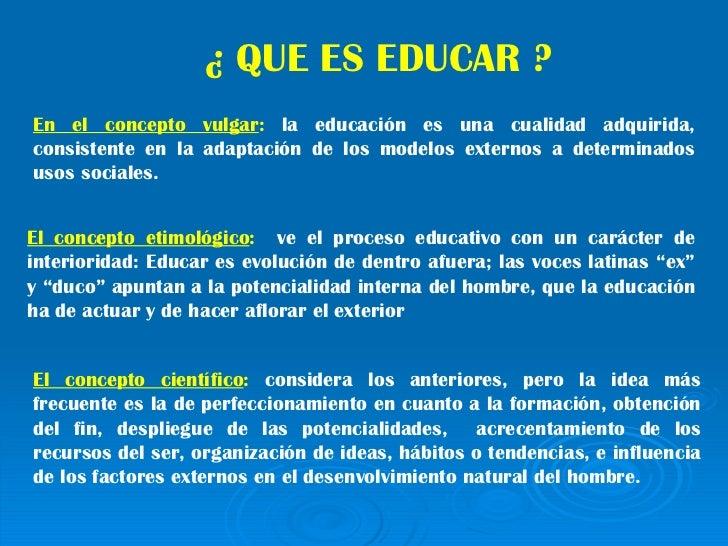 1 los padres principales educadores1 sesion for Educar en el exterior