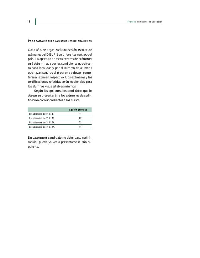 Francés Ministerio de Educación 19 Orientaciones metodológicas programas de 5° y 6° Año Básico Es necesario tomar en cuent...