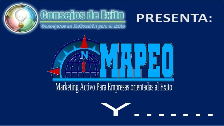Y....... Marketing Activo Para Empresas orientadas al Exito