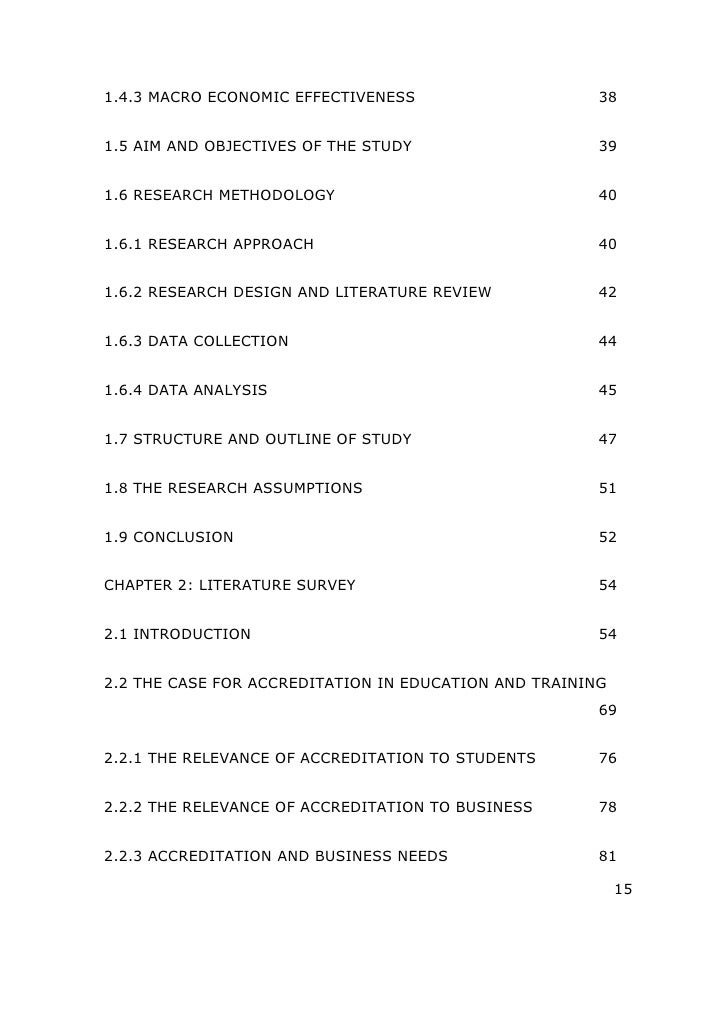 Thesis: Human Capital Management: A South African