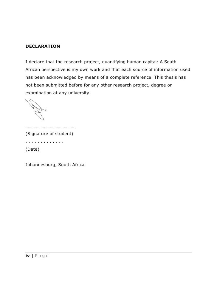 thesis template ukzn
