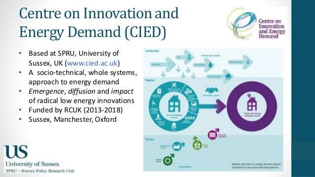 "Mari Martiskainen ""Low energy housing transition in the UK"