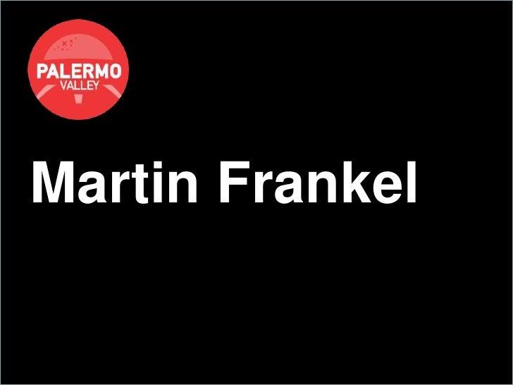 Martin Frankel<br />