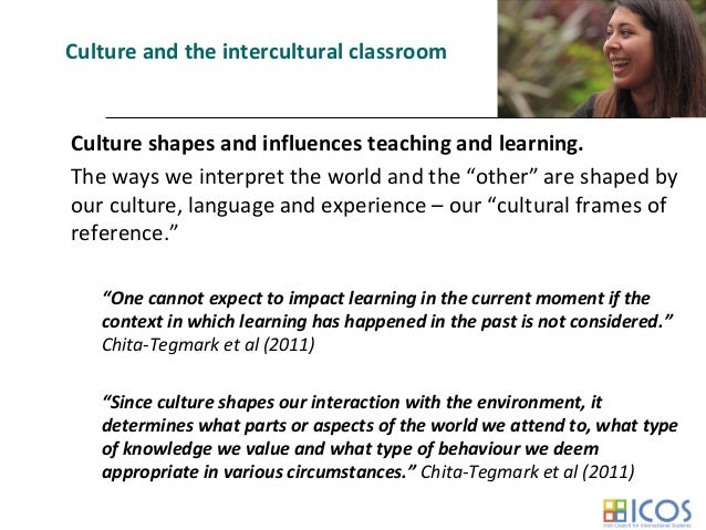 Classroom Design And How It Influences Behavior ~ Louise staunton quot teaching and learning in an intercultural