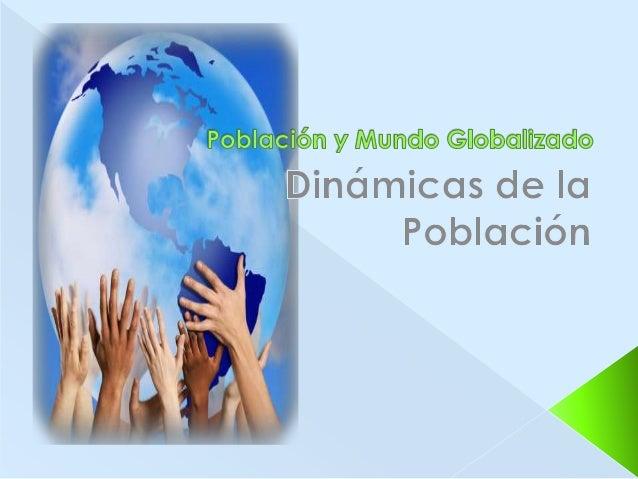  ¿Qué es la Demografía? ¿Para qué es importante estudiar la  población mundial? ¿Cuáles son los principales conceptos  ...