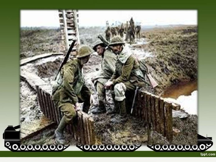 La Primera Guerra     Mundial  Lo que usted debe saber