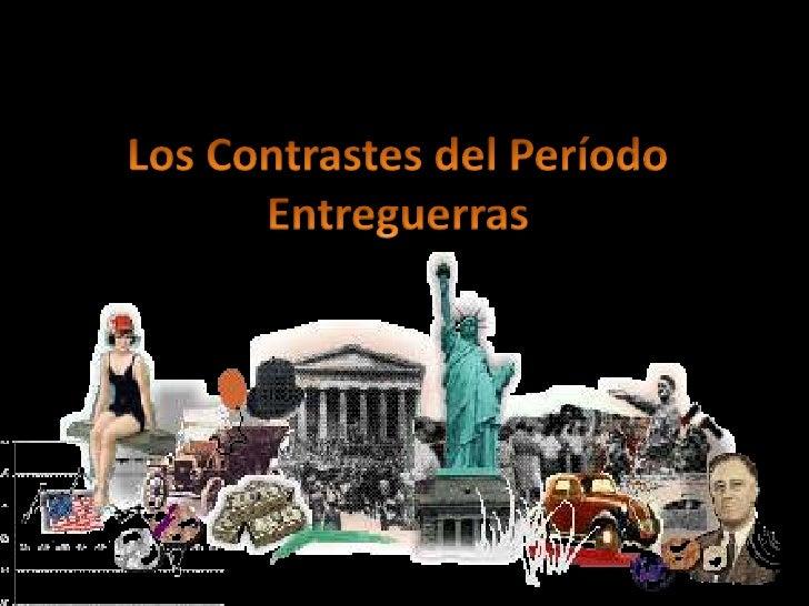 """EN ESTADOS UNIDOS  Participación """"exitosa"""" en la                   Esplendor Industrial   Locos Años 20 Primera Guerra    ..."""