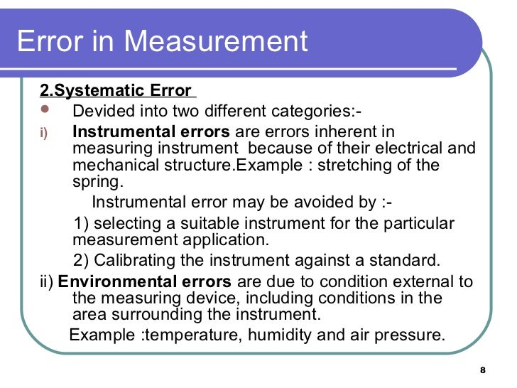 """systematic error By far the more common word and the one you should use if you are in doubt is """"systematic"""" it refers to things that are arranged or dealt with according to some system or organized method."""