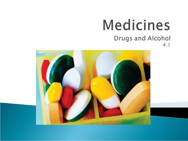 Medicines   Drugs used to treat or prevent illness or other conditions.  •  Substances other than food that change the st...