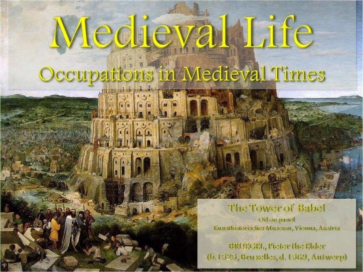 daily life in the medieval period Daily life ever wondered what it was like to live in the middle ages explore medieval life in these articles about traditions, celebrations, food, clothes, and more.