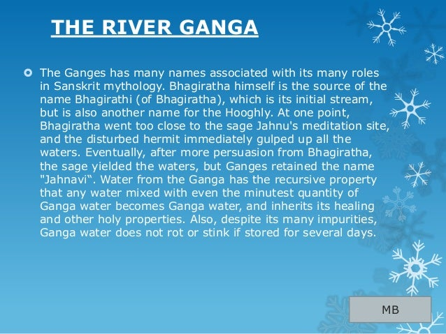 essay on river ganga in hindi of 300 words Banganga river in hindi ( वाण गंगा नदी ) bay of bengal in hindi ( बंगाल की खाड़ी ) indravati river in hindi.