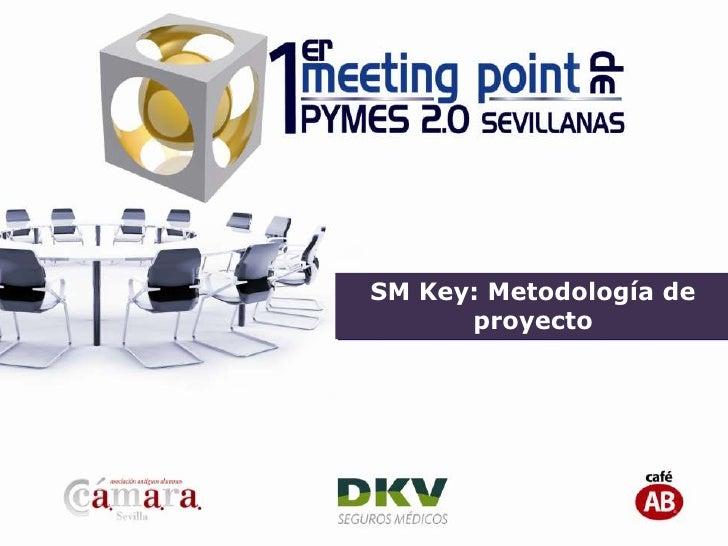 SM Key: Metodología de      proyecto