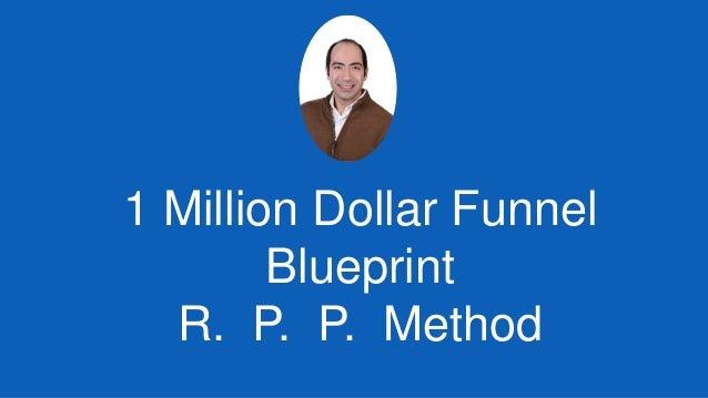 1 Million Dollar Funnel Blueprint R. P. P. Method