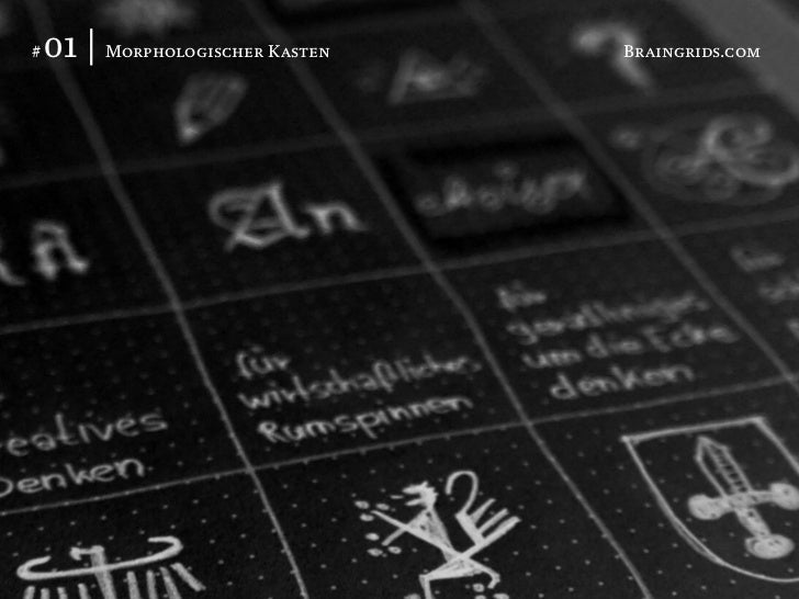 #   01 | Morphologischer Kasten   Braingrids.com