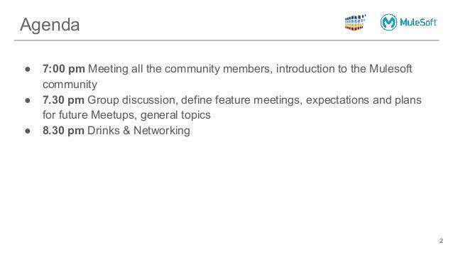 #1 MuleSoft Meetup in Geneva  Slide 2