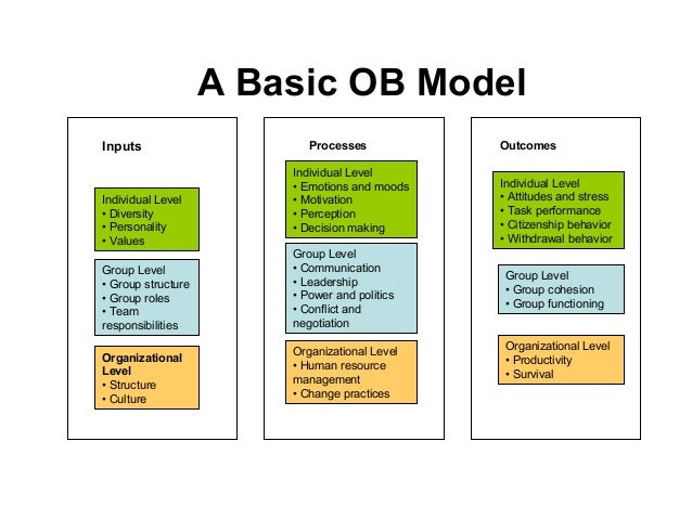 5 step ob model Essays - largest database of quality sample essays and research papers on 5 step ob model.