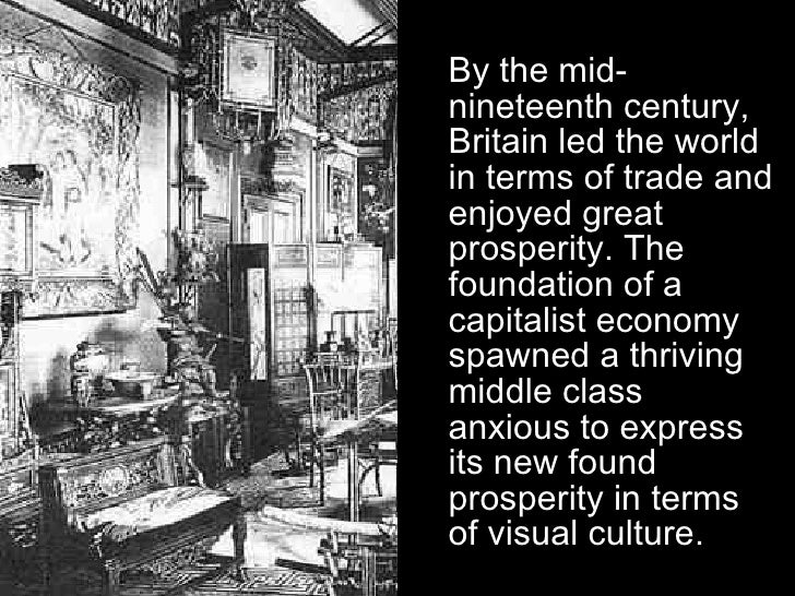 Interior Design History Victorianism And Arts Crafts