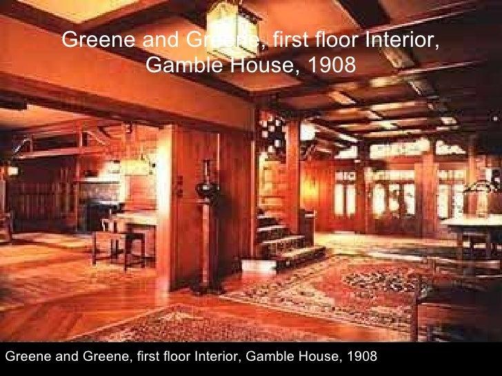Arts And Crafts Interior Design Unique Arts And Crafts Interior ...