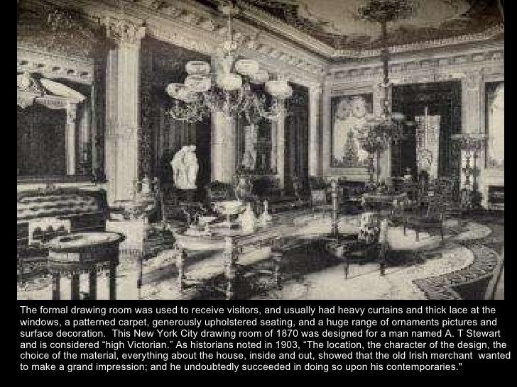 & Interior Design History: Victorianism and Arts and Crafts