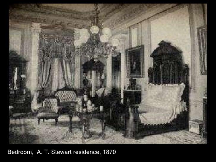 UlliBedroom A T Stewart Residence 1870 Li Ul