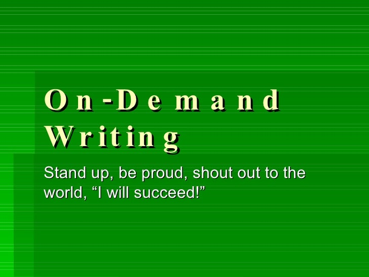 on demand essay Free products supply & demand essays for students use myessayservicescom  papers to help you.