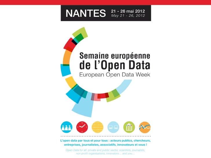 Sensibiliser le grand public à l'open data ?Simon Chignard - @schignard                          Questions ?