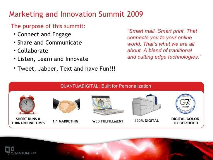 <ul><li>The purpose of this summit: </li></ul><ul><ul><li>Connect and Engage </li></ul></ul><ul><ul><li>Share and Communic...