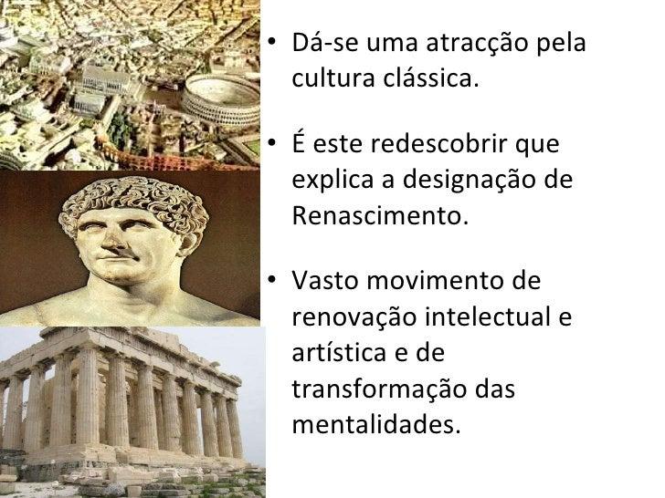 1º Origens Do Renascimento