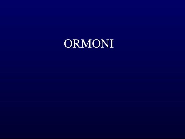 ORMONI
