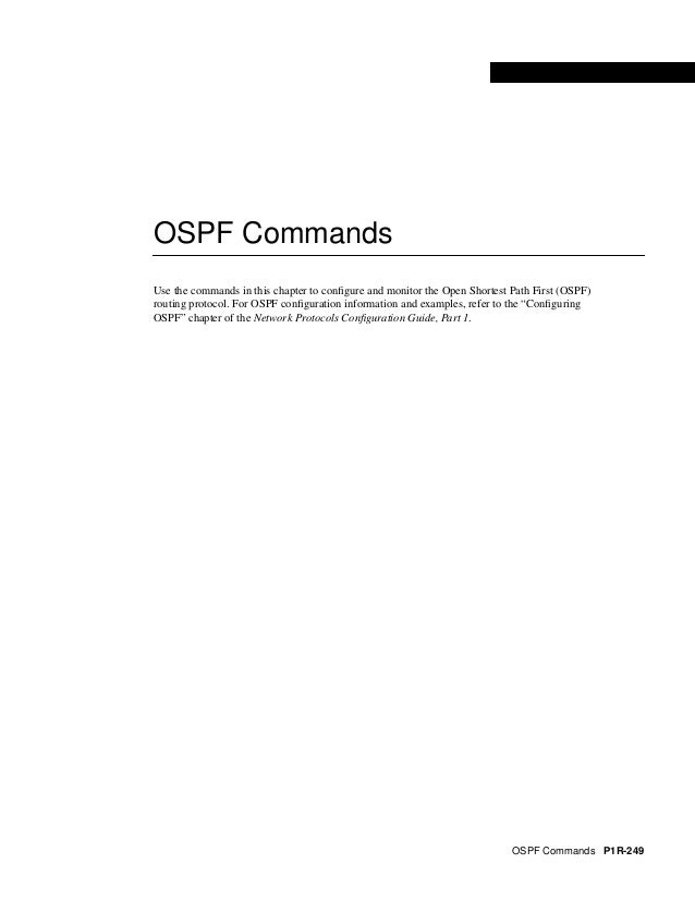 Cisco router ospfv3 configuration router image oakwoodclub. Org.
