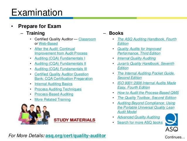 quality audits for improved performance essay Auditing is simply the systematic examination and analysis of data through an independent procedure important to note is that auditing is not just about data, it also deals with statements, performances, records and operations.