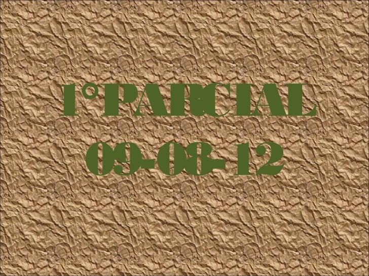 1°PARCIAL 09-08-12