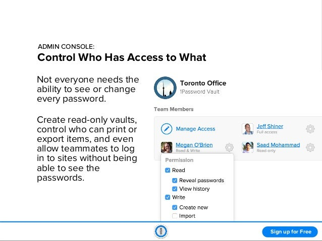 Introducing 1Password for Teams by @1Password
