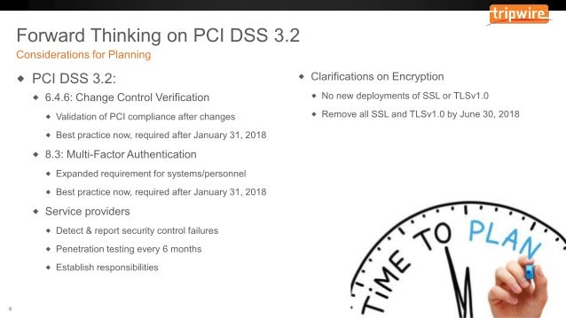 PCI Change Detection: Thinking Beyond the Checkbox