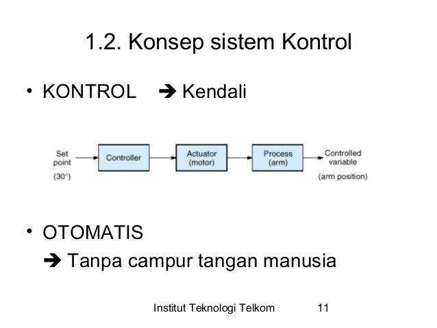 Sistem kontrol institut teknologi telkom 10 11 12 konsep sistem kontrol kontrol kendali otomatis ccuart Gallery