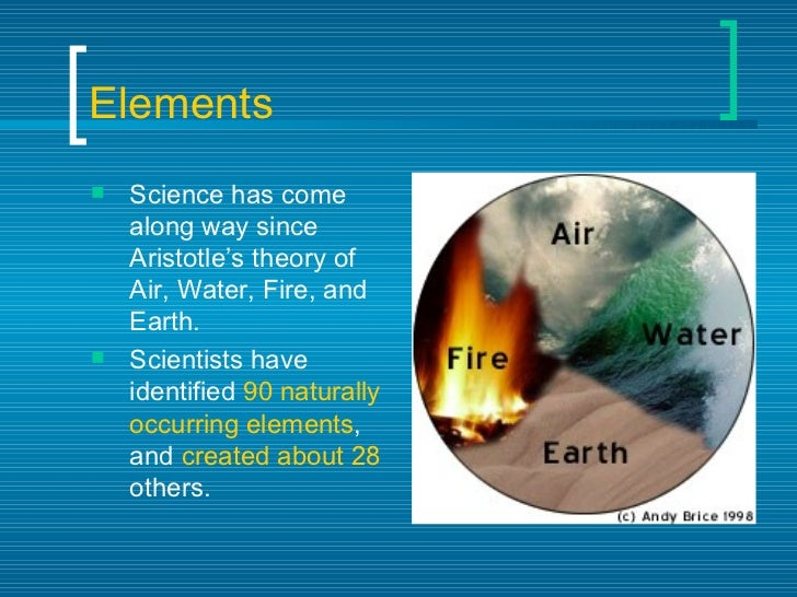 elements - Periodic Table Of Elements Definition