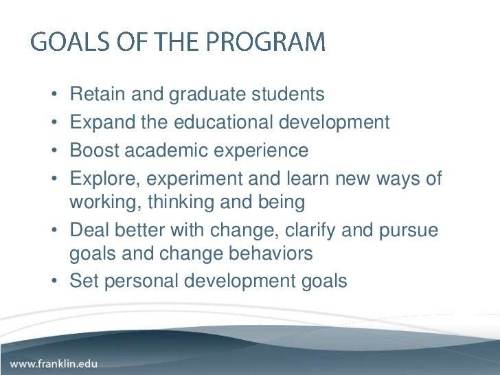 lecture 8 personal development