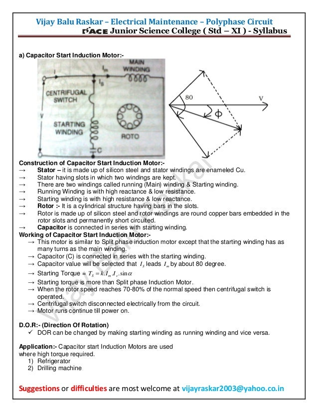 Single Phase Induction Motor Equivalent Circuit Diagram likewise Induction Motor Protection Circuit Diagram furthermore Circuit Diagram Of Single Phase Induction Motor in addition 4u50z3 in addition 9 Pole 3 Phase Stator Wiring Diagram. on smooth start of a single phase induction motor