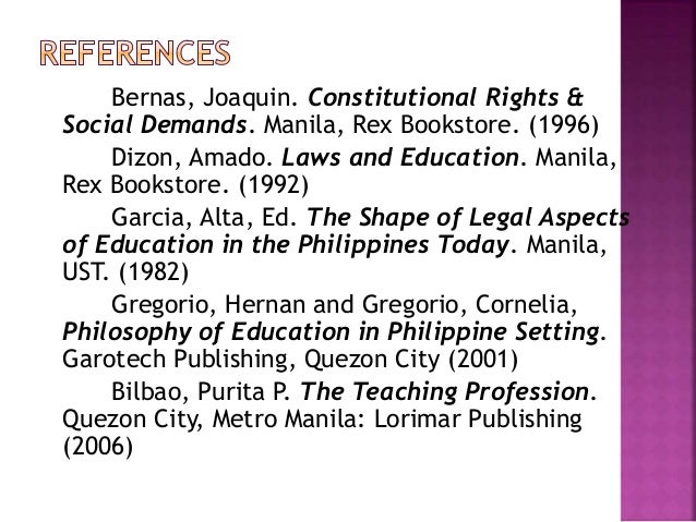 philippine educational system It's time to seriously consider decentralizing philippine basic education it is only  through a decentralized system that the duterte administration.