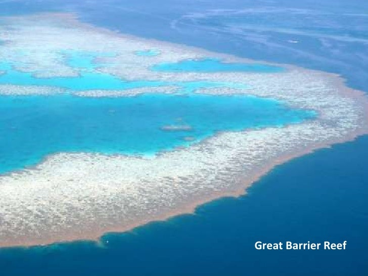 Great Barrier Reef<br />