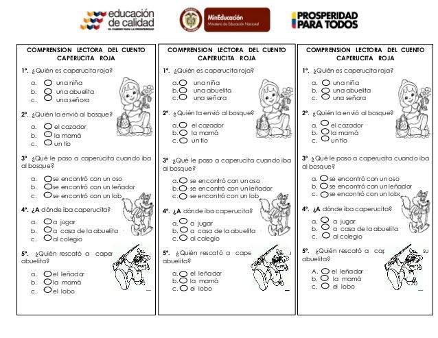 Caperucita Roja En Secuencias Para Colorear Secuencia Caperucita