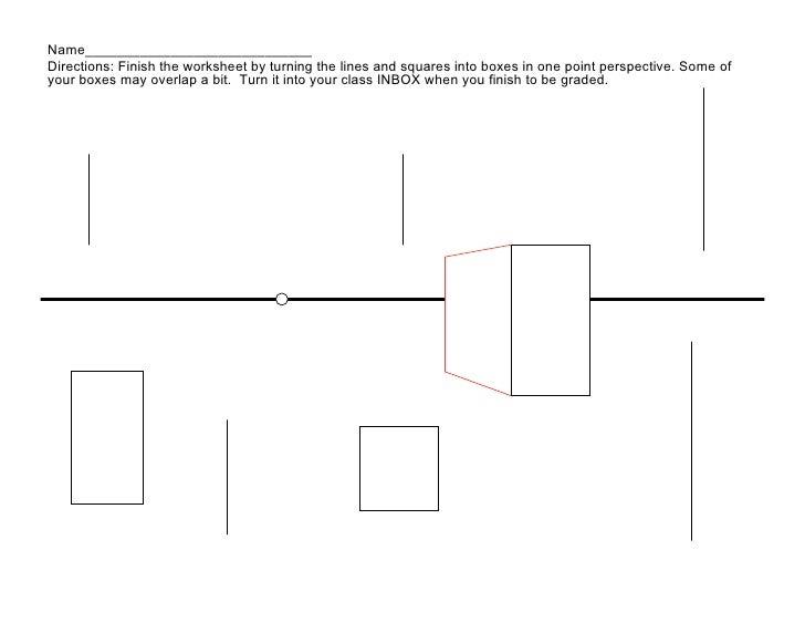 1 point perspective. Black Bedroom Furniture Sets. Home Design Ideas