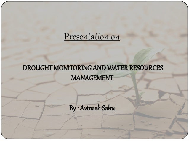 ONLINE BOOK Remote Sensing of Drought: Innovative Monitoring Approaches (Drought and Water Crises)go